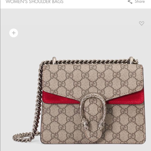 af896200f Gucci Bags | Authentic Dionysus Mini Bag | Poshmark